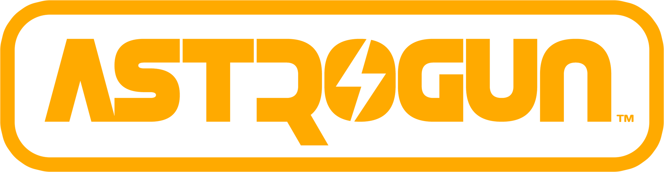ASTROGUN - Logo - Sherbet