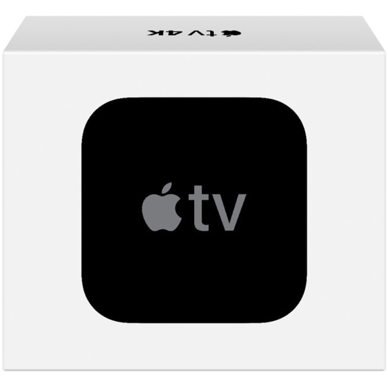 Apple TV 4K - Box