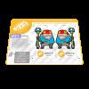 Astrogun™ PrintPals™ - Jasper - Sheet Example