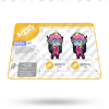 Astrogun™ PrintPals™ - Yori - Char Sheet Example