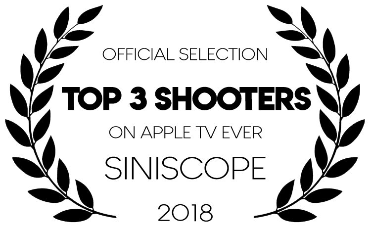 VAST - Awards - Top 3 Shooters