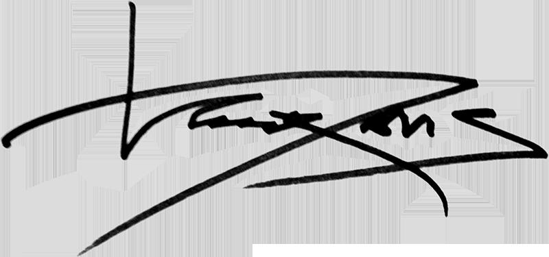 Xander Davis - Signature