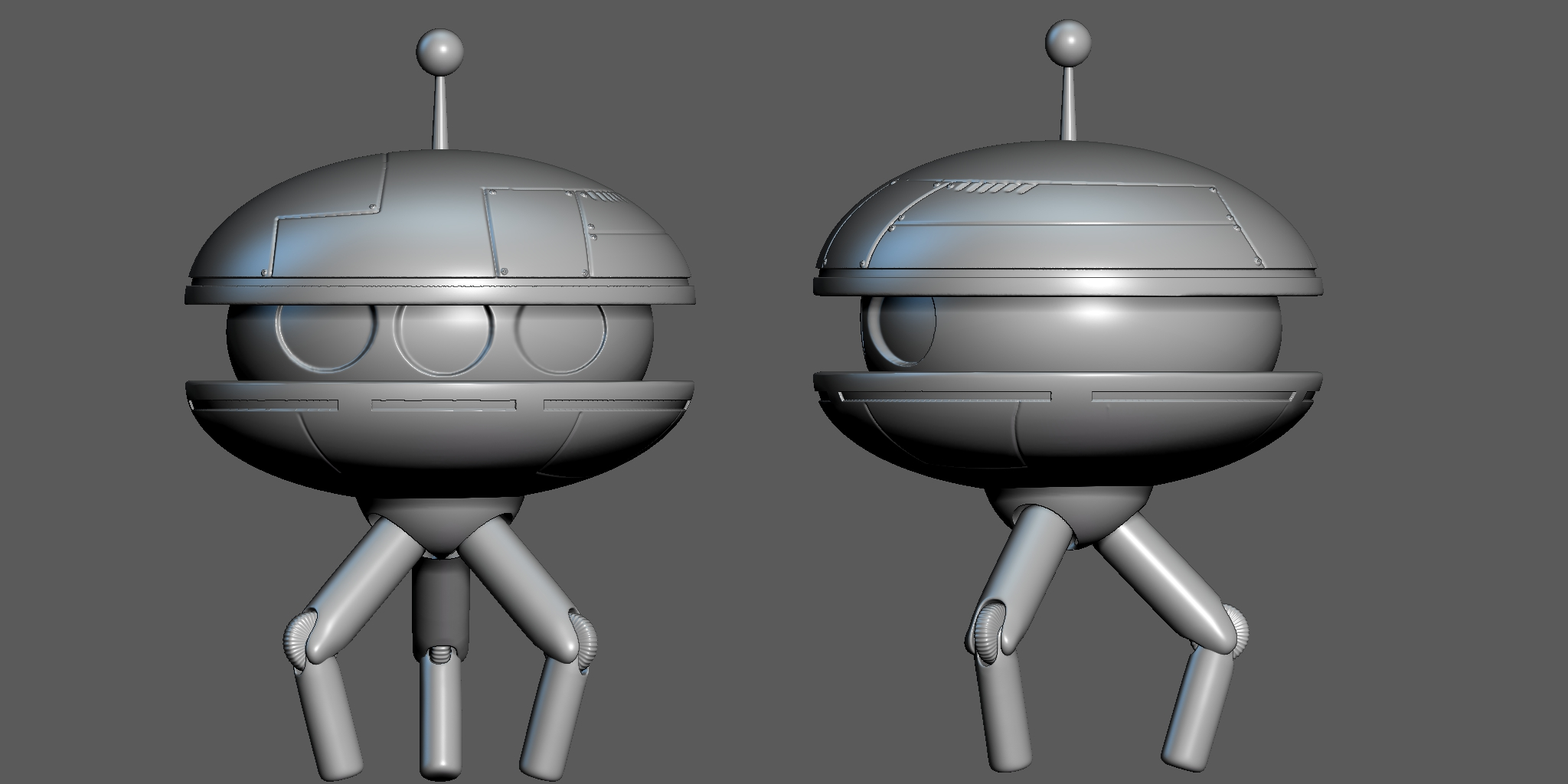 VAST - Update 2 Announcement - HERBY Modeling WIP