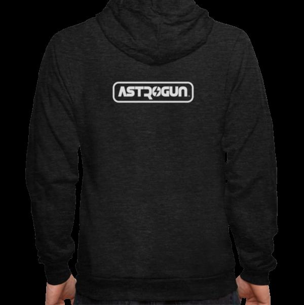 Astrogun™ Hoodie Tri-Black