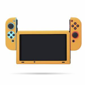 Astrogun™ Style Nintendo Switch Orange Covers