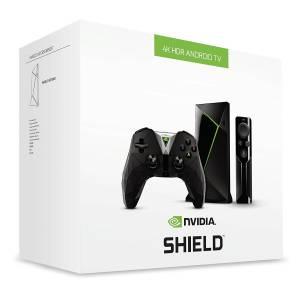 Nvidia Shield TV - Box