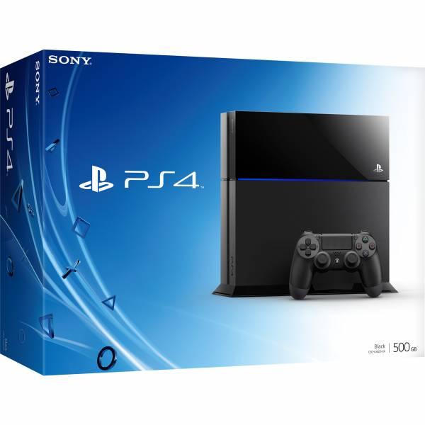 PlayStation 4 Pro - Box