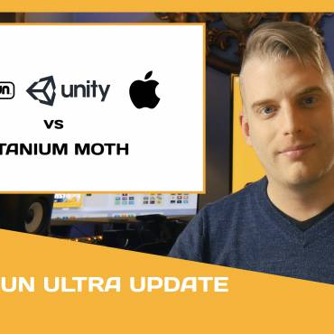 (Video Update) Astrogun, Unity, & Apple Team Up to Solve 'Titanium Moth' Bug Affecting iOS & tvOS Unity Games