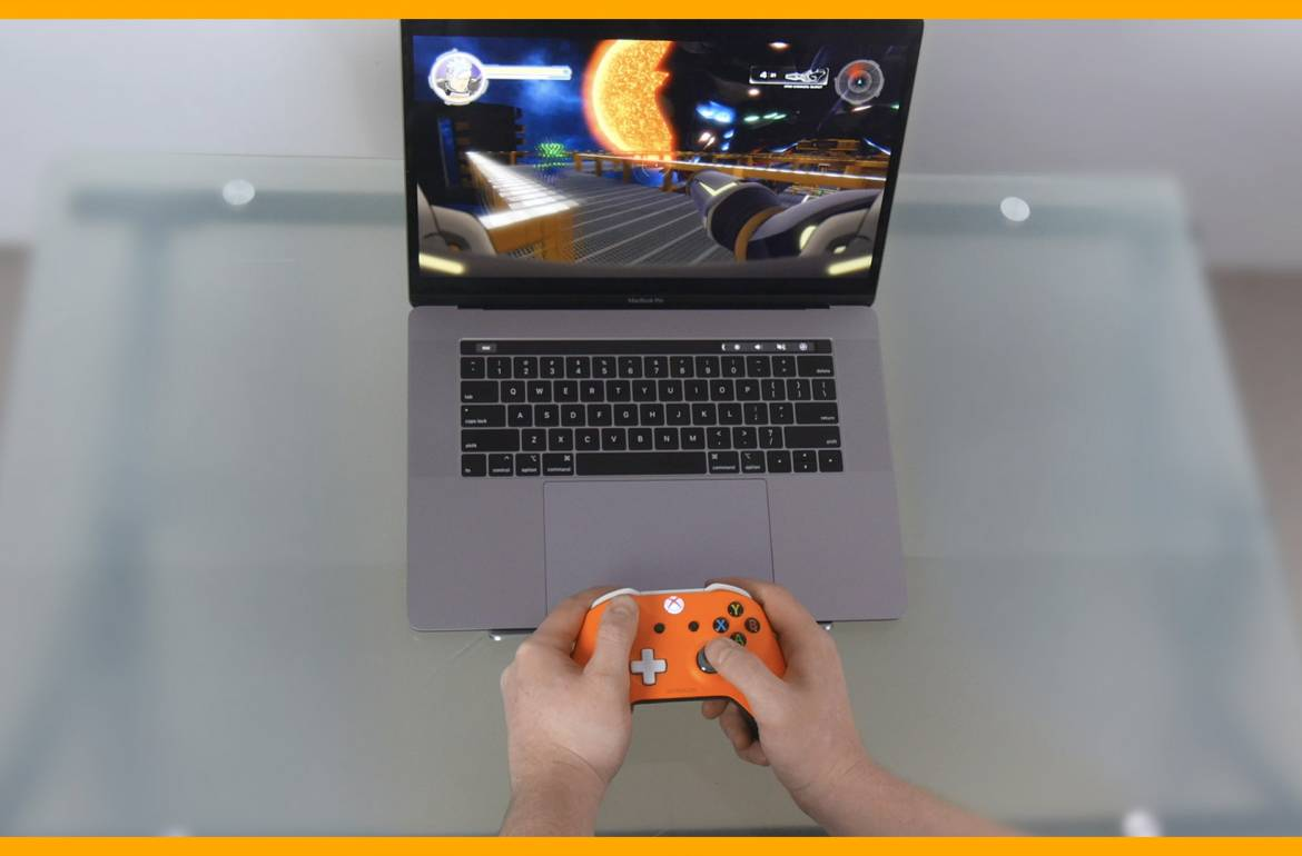 Tutorial Video: Gamepad Pairing with macOS: Xbox One Controller