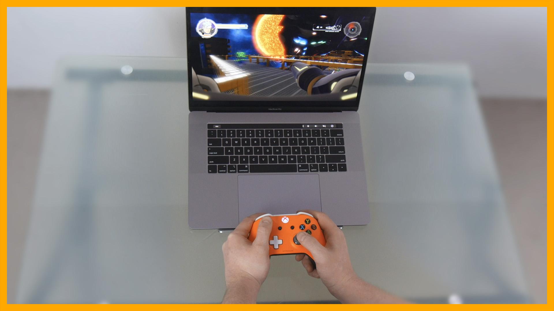 Gamepad Pairing - Xbox One Controller