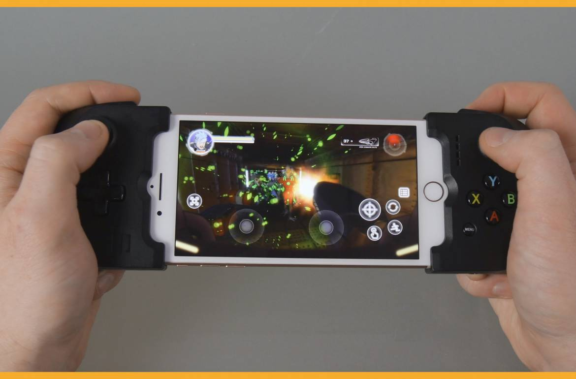 Tutorial Video: Gamepad Pairing with iOS: Gamevice
