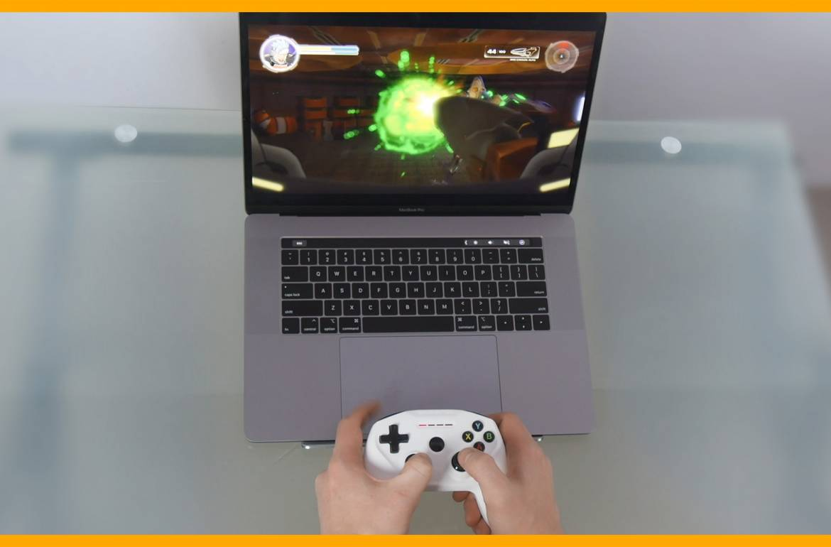 Tutorial Video: Gamepad Pairing with macOS: Nimbus (MFi)