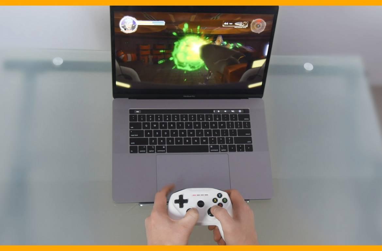Tutorial Video: Gamepad Pairing with macOS: Nimbus (MFi)