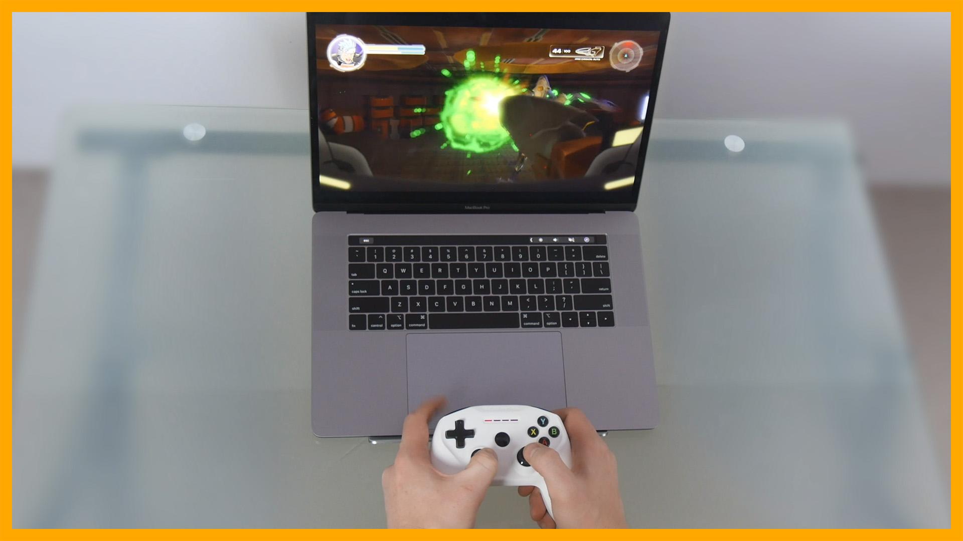 macOS Gamepad Pairing - Nimbus