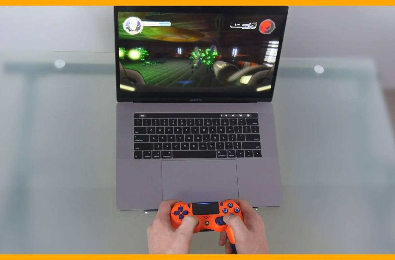 Tutorial Video: Gamepad Pairing with macOS: PS4 DualShock 4