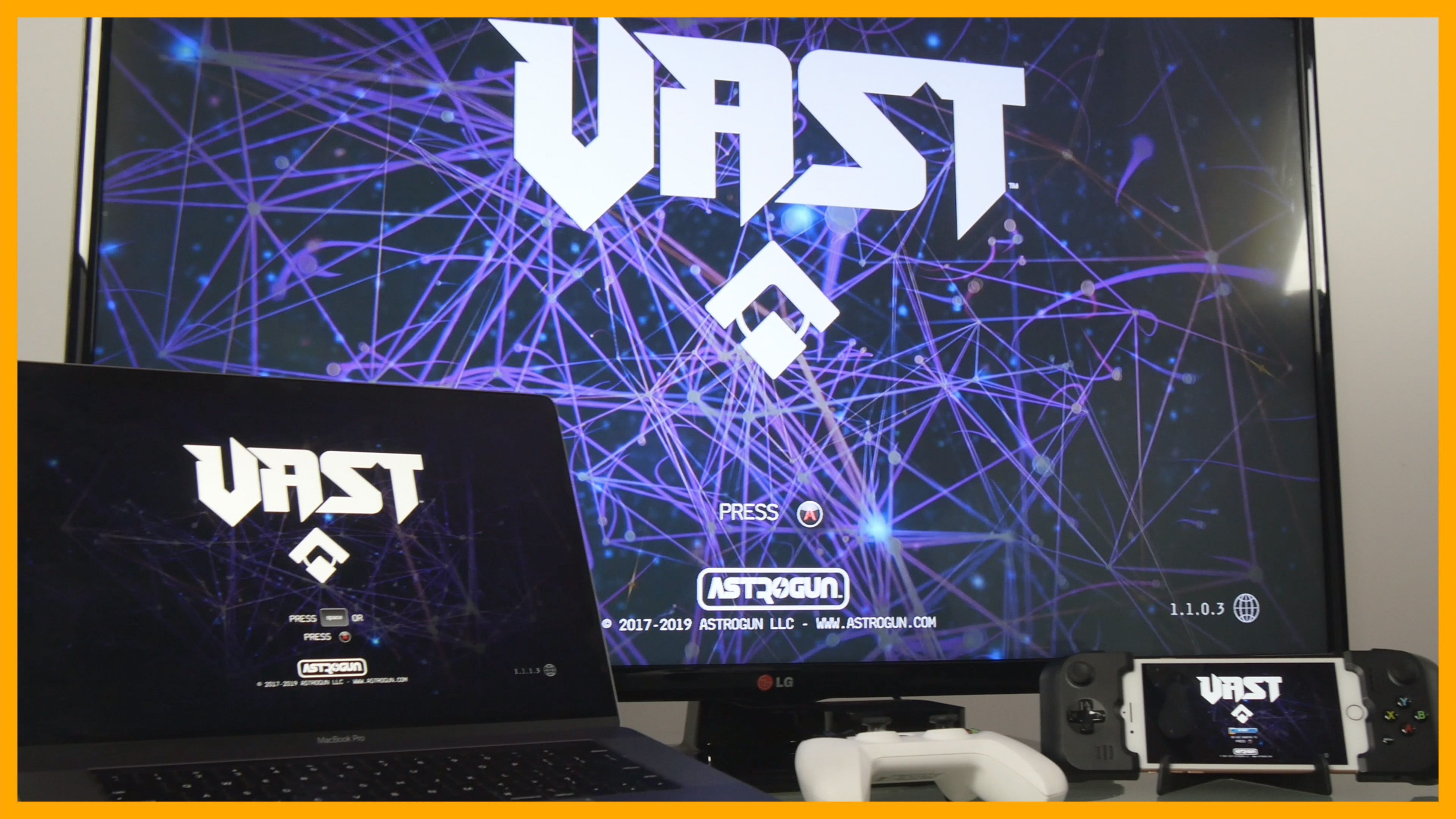 VAST™ - Cosmic Treasure Hunters on macOS Announcement