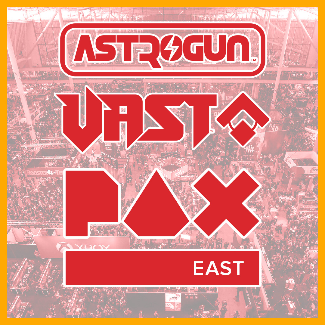 Astrogun - VAST - PAX East 2019