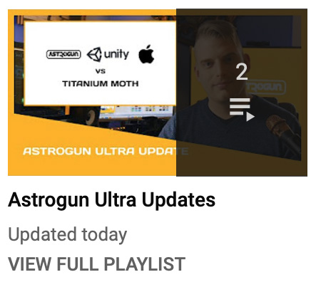 Astrogun Shows - AUU