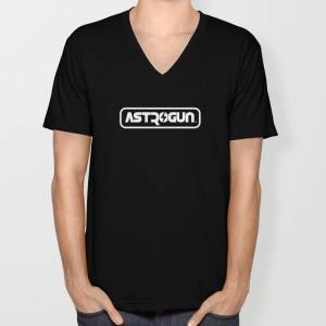 Astrogun T-Shirt V-Neck (Men's)