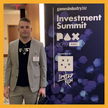 Astrogun at the GamesIndustry.biz Investment Summit (PAX East 2019) Recap