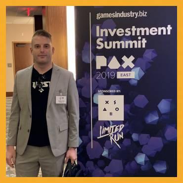 Astrogun at the GamesIndustry.biz Investment Summit (PAX East 2019) Recap